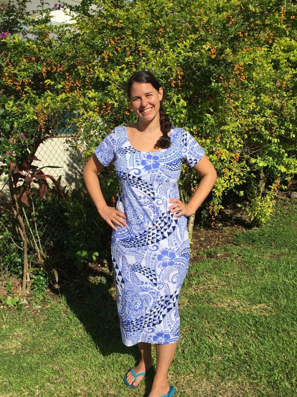 Dress in Samoa