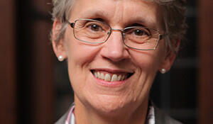 Catharine Bond Hill '85 Ph.D., will serve as the next senior trustee of the Yale Board of Trustees.