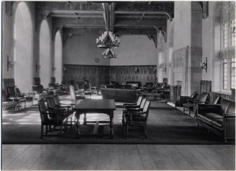 HGS Common Room 1932