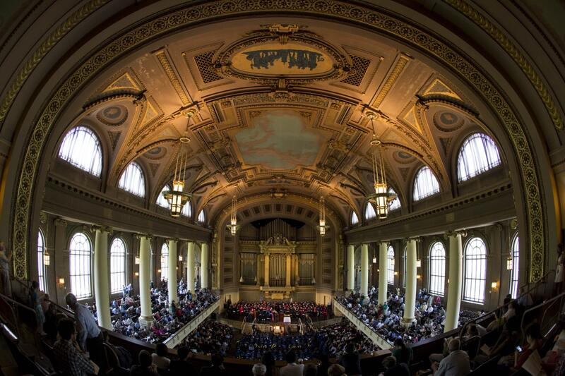 Yale Celebrates Spectacular Commencement, May 19 - 20 ...