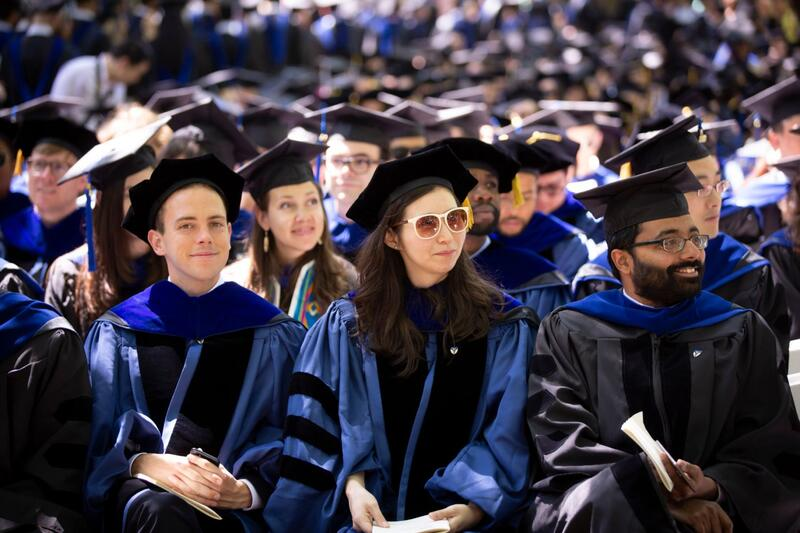 Commencement 2018 (Continued) | Yale Graduate School of Arts
