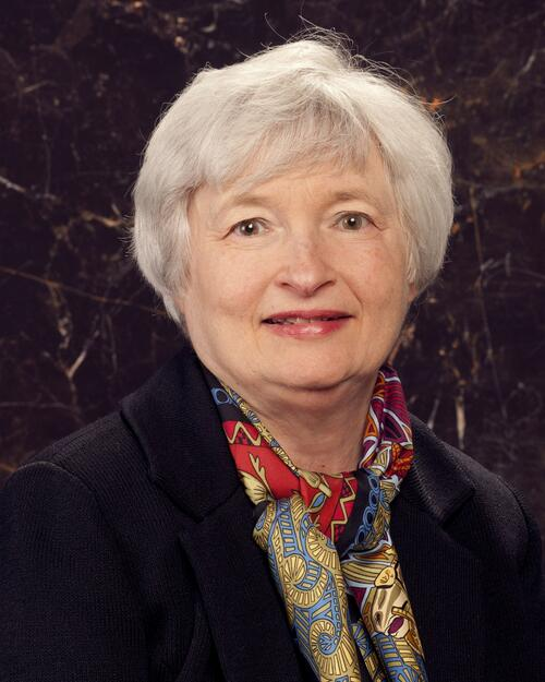 graduate school alumna janet yellen takes charge of the federal reserve yale graduate school of arts sciences graduate school alumna janet yellen