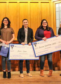 2019 3-Minute Thesis Winners and Judges!