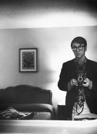 Self portrait, 1974, R.W. Smith