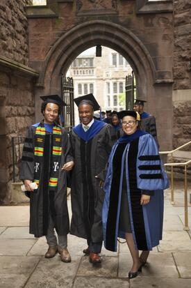 Commencement (Graduation) | Yale Graduate School of Arts